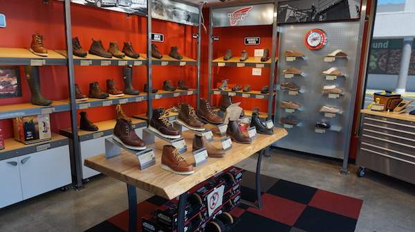 Red Wing Shoes Santa Rosa