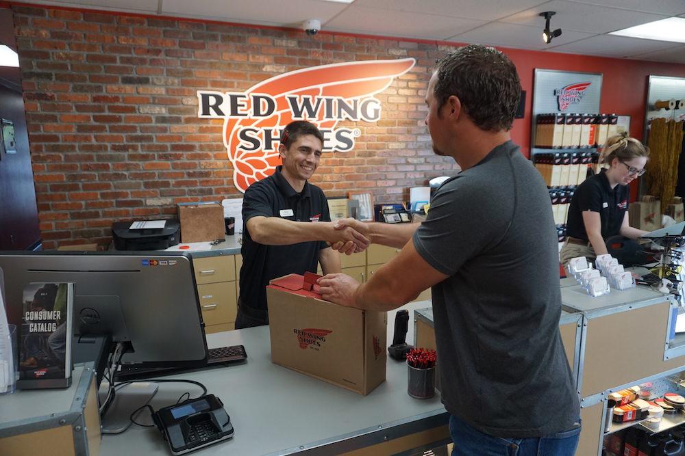 Red Wing Store Santa Rosa
